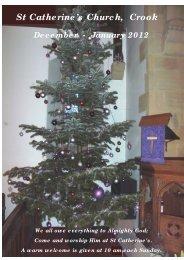 Crook Magazine 2011 12-01.pdf - The Parish of Crosthwaite and Lyth