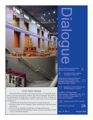 Vol. 14, No. 2 August 2006 - United States Association of Energy ...