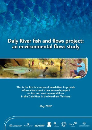 Daly River fish and flows project - TRaCK: Tropical Rivers and ...