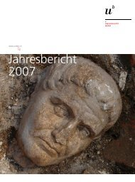 2007 (pdf, 2.2MB) - Universität Bern