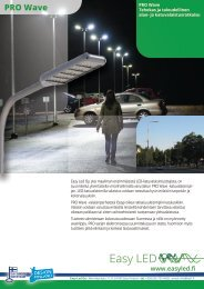 PRO-wave Syksy2011 FI LORES - Easy Led