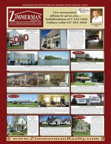 ZIMMERMAN REALTY