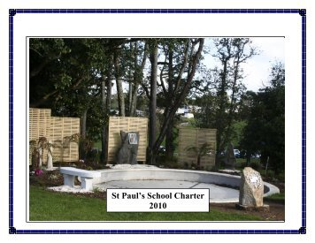 St Paul's School Charter 2010