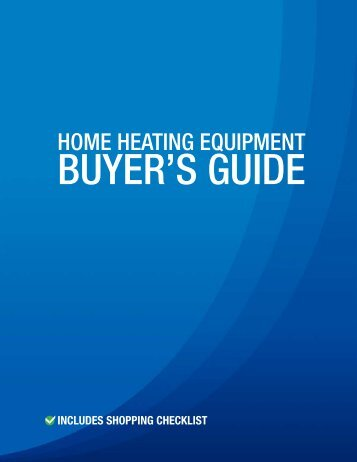 HOME HEATING EQUIPMENT - Alpine Home Air Products