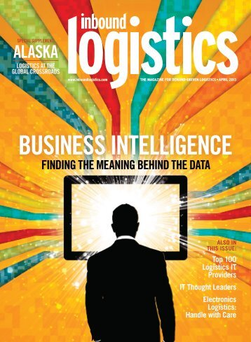 Inbound Logistics | Digital Issue | April 2013