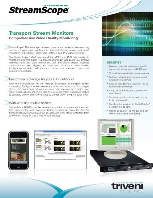 Triveni Digital/RM40 MHz 8-12 pdf - Mega Hertz
