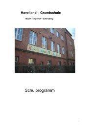 2. Bestandsanalyse der Schule, insbesondere der unterrichtlichen ...