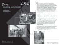 g 2012 - North House Folk School