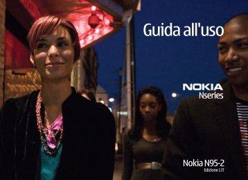 Guida all'uso - Nokia