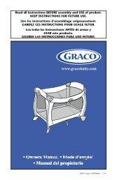 • Manual del propietario - Graco