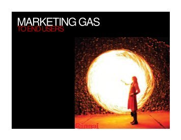 MARKETING GAS