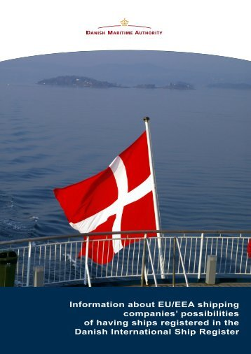 Information about EU/EEA shipping companies - Danish Maritime ...