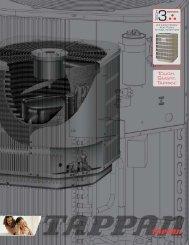 Tappan Ultra High Heat Pumps - Desco Energy