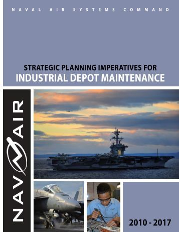 INDUSTRIAL DEPOT MAINTENANCE - NAVAIR