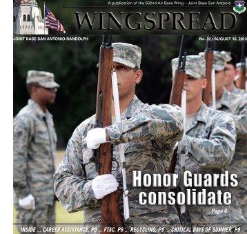 Aug 16 - Joint Base San Antonio