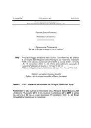 Articoli - Assemblea Legislativa