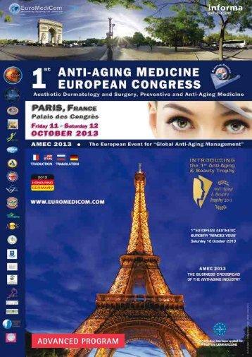 ADVANCED PROGRAM - EuroMediCom