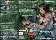 5 6 1 Das Programm 2011 - Freie Gartenakademie
