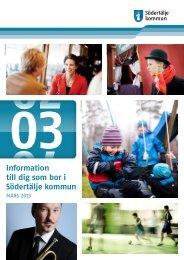 Informationsbladet mars 2013 - Södertälje kommun