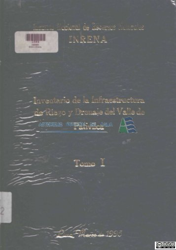 "formato ""g - Autoridad Nacional del Agua"