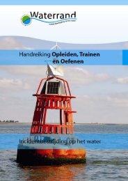 Handreiking OTO Waterrand - BrandweerKennisNet