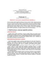 ANALIZA Predavanje 1-2.pdf - Katedra za transportnu tehniku i ...