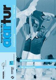 Aktuelle Ausgabe Oktober 2007 - Aargauer Turnverband