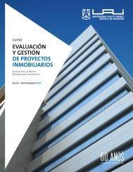 evaluación y gestión de proyectos inmobiliarios - Universidad ...
