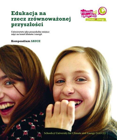 Edukacja na rzecz zrównoważonej przyszłości - Schools at ...