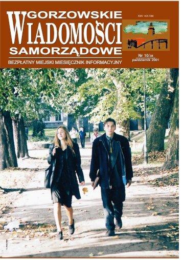 GWS Nr 10/2001 - Gorzów