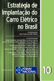 Estratégia de Implantação do Carro Elétrico no Brasil - UFRJ