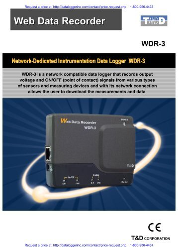 Web Data Recorder