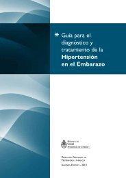 * Guía para el diagnóstico y tratamiento de la Hipertensión en el ...