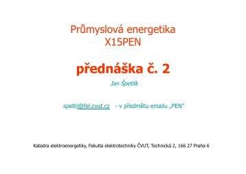 přednáška č 2 přednáška č. 2 - PowerWiki