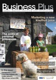 Business Plus August 2012 - EMA