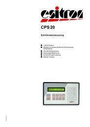 CPS 20 - esitron