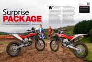 Husqvarna went back to the drawing board and came up with a ...