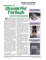 Ultraviolet Pilot Trial Results