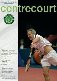 Frankfurter Tennisclub 1914 Palmengarten e.V. - FTC Palmengarten