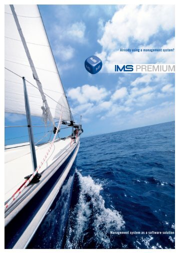 Product brochure IMS PREMIUM