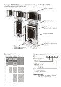 CUTII GOALE COMBIESTER - GANZ Kapcsoló- és Készülékgyártó Kft - Page 2