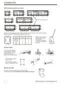 CUTII GOALE COMBIESTER - GANZ Kapcsoló- és Készülékgyártó Kft - Page 4