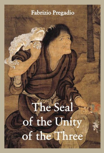 The Seal of the Unity of the Three - The Golden Elixir
