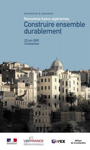 Catalogue Constantine - Le réseau @archi.fr