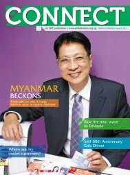 CONNECT Issue 3/2012 - Singapore Manufacturing Federation