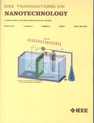 ieee transactions on nanotechnology, vol. 10, no. 2, march