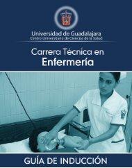Carrera en Enfermería - Centro Universitario de Ciencias de la Salud