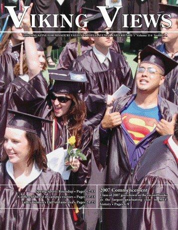 VIKING VIEWS - Missouri Valley College