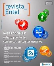 Redes Sociales: - Entel