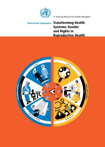 Systems: Gender and Rights in Reproductive Health - POLICY Project